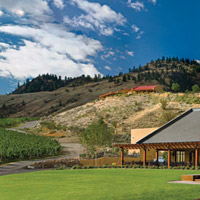 Hester Creek Wineries in Canada