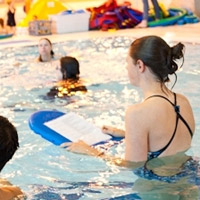 Westside Recreation Centre water parks for kids in Canada