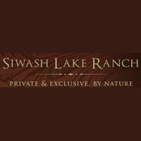 Siwash Lake Ranch open horseback trail riding in British Columbia CA